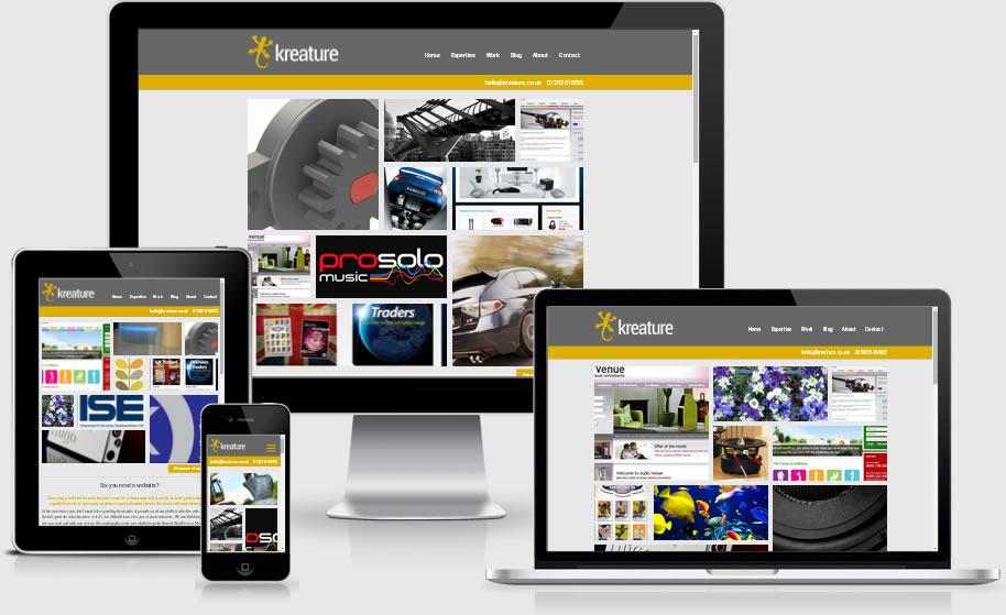 kreature-responsive-web-design