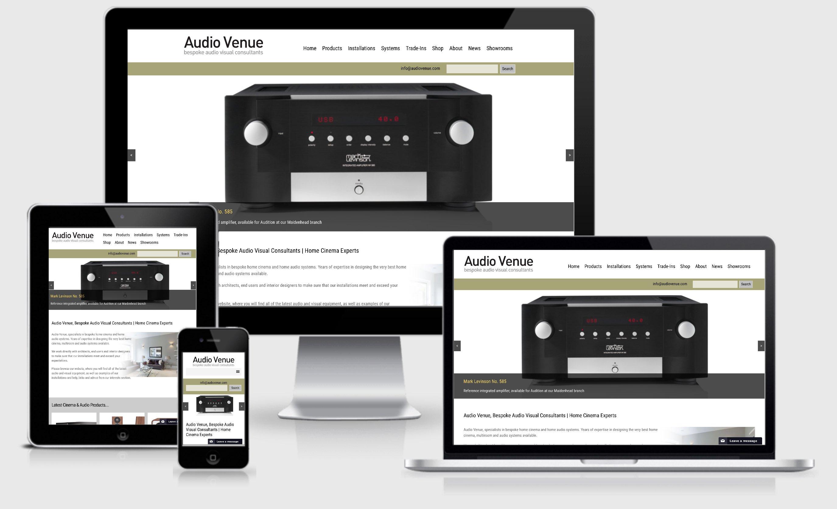 audiovenue-screen